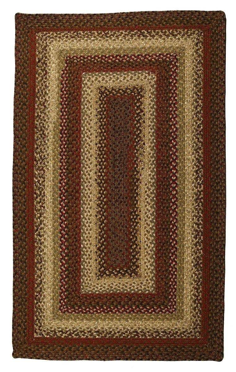 homespice decor spice market braided area rug collection