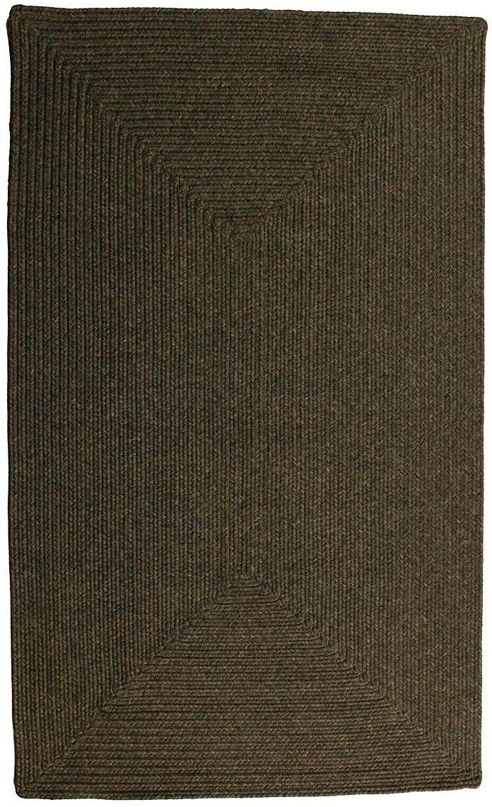 homespice decor spruce braided area rug collection