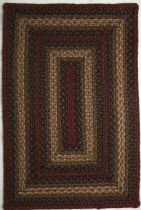Homespice Decor Braided Vancouver Area Rug Collection