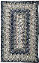 Homespice Decor Braided Wedgewood Area Rug Collection