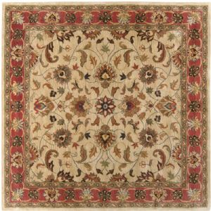 FaveDecor Traditional Upleufport Area Rug Collection