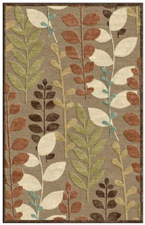 FaveDecor Indoor/Outdoor Uwosall Area Rug Collection