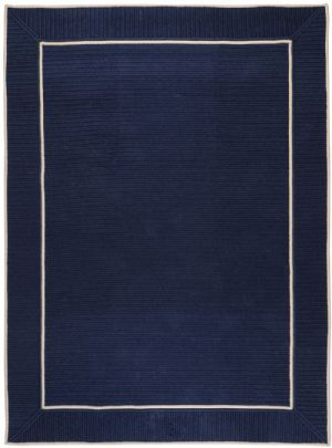 Surya Solid/Striped Portofino Area Rug Collection