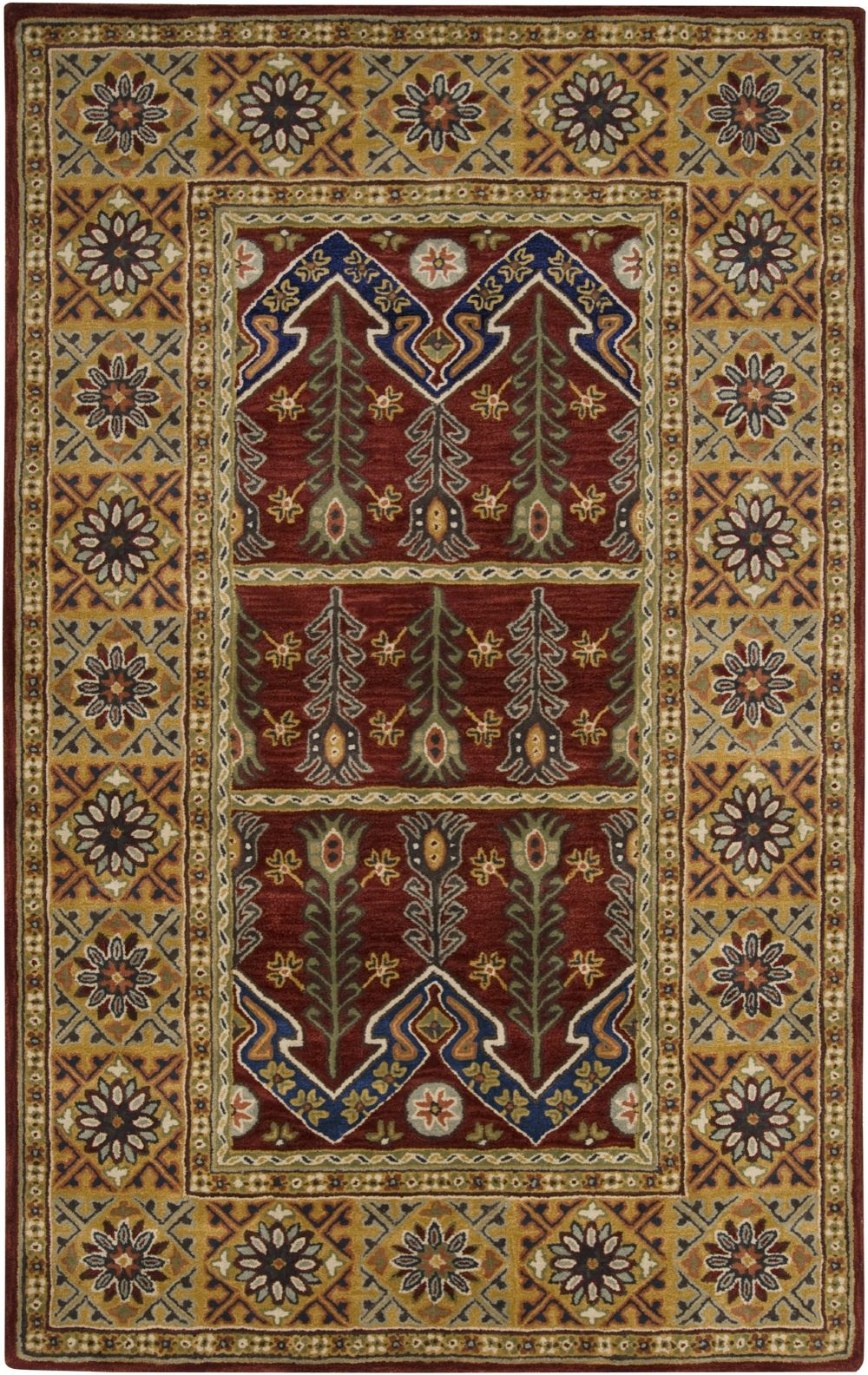 surya universal traditional area rug collection