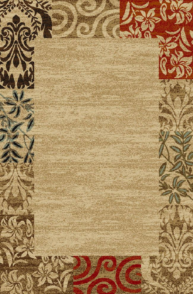 well woven kings court jubilee border transitional area rug collection
