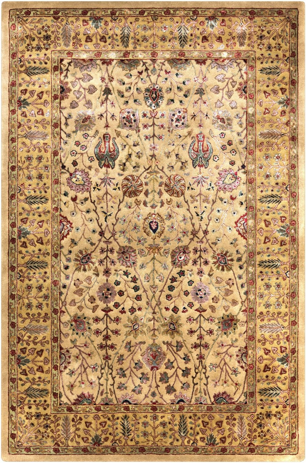 surya breckenridge traditional area rug collection