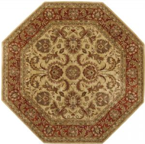PlushMarket Traditional Irutin Area Rug Collection