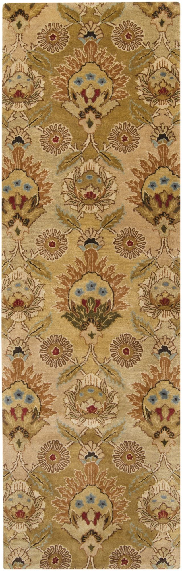 surya ancient treasures transitional area rug collection