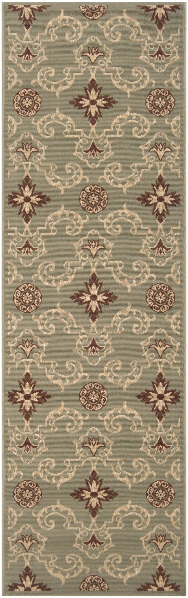 surya alfresco indoor/outdoor area rug collection