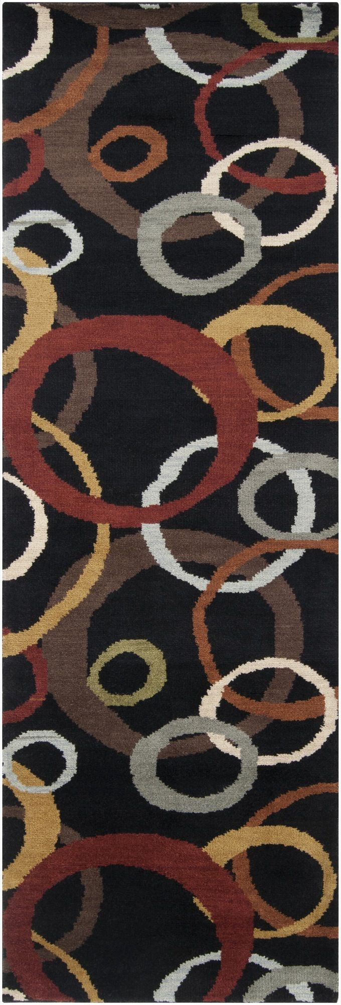 surya apollo contemporary area rug collection