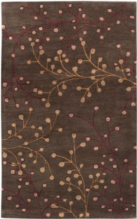 FaveDecor Transitional Sotin Area Rug Collection