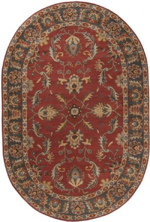 PlushMarket Traditional Shepshed Area Rug Collection