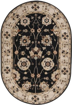 PlushMarket Traditional Tillicoultry Area Rug Collection