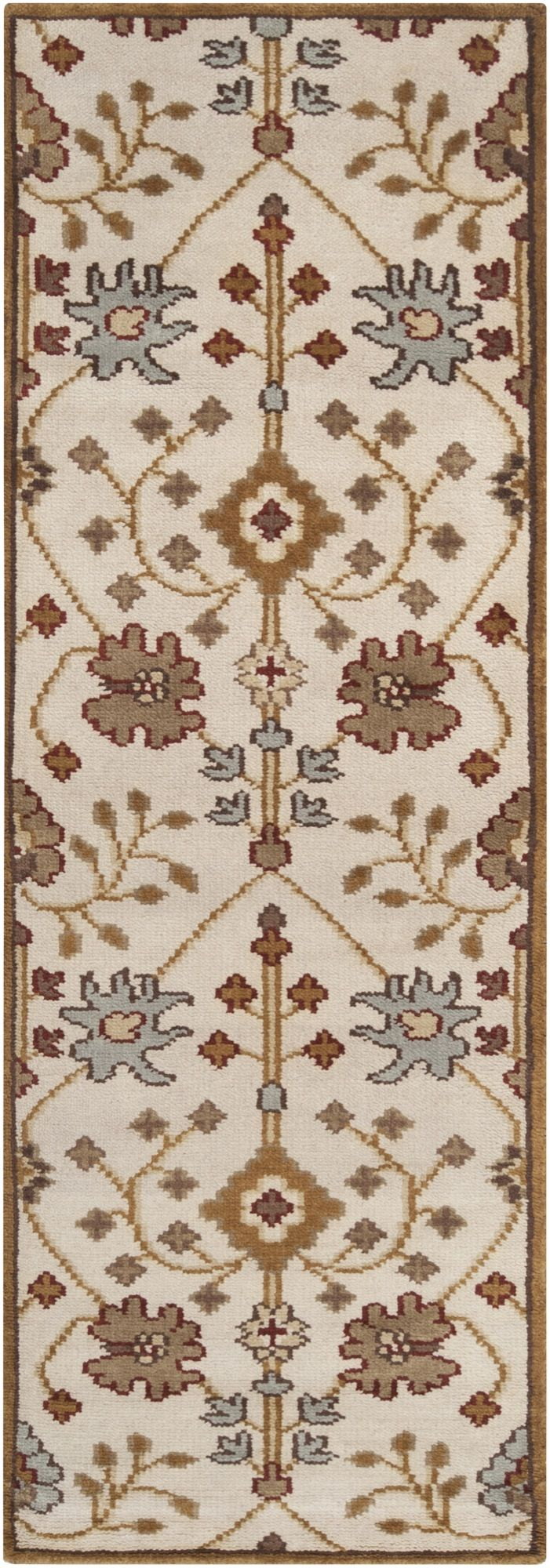 surya caspian southwestern/lodge area rug collection