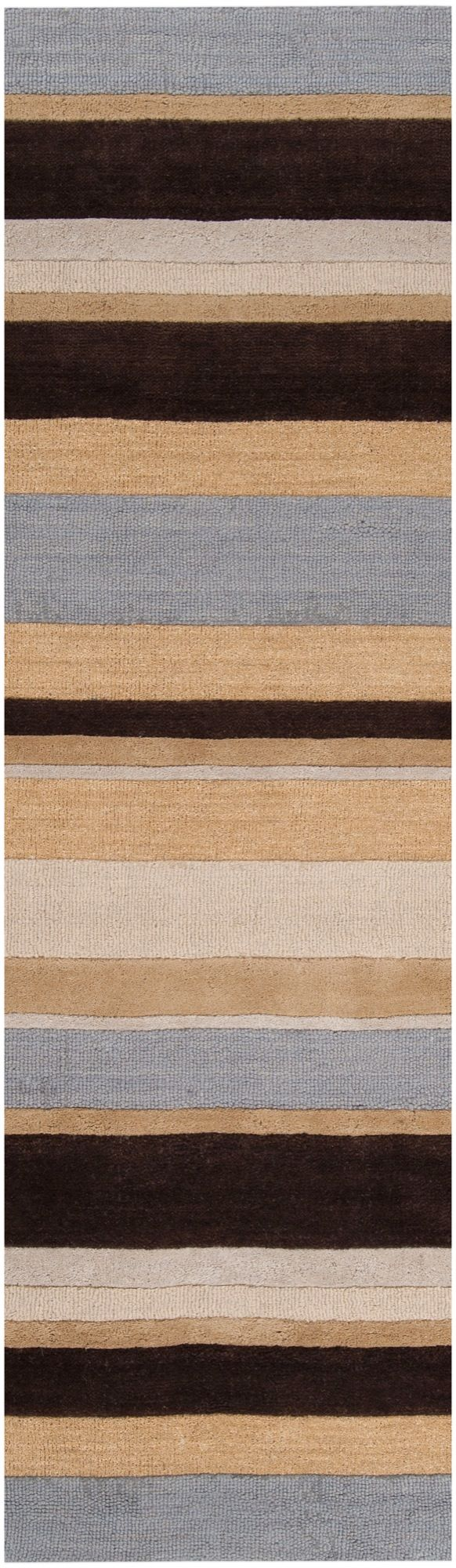 surya centennial solid/striped area rug collection