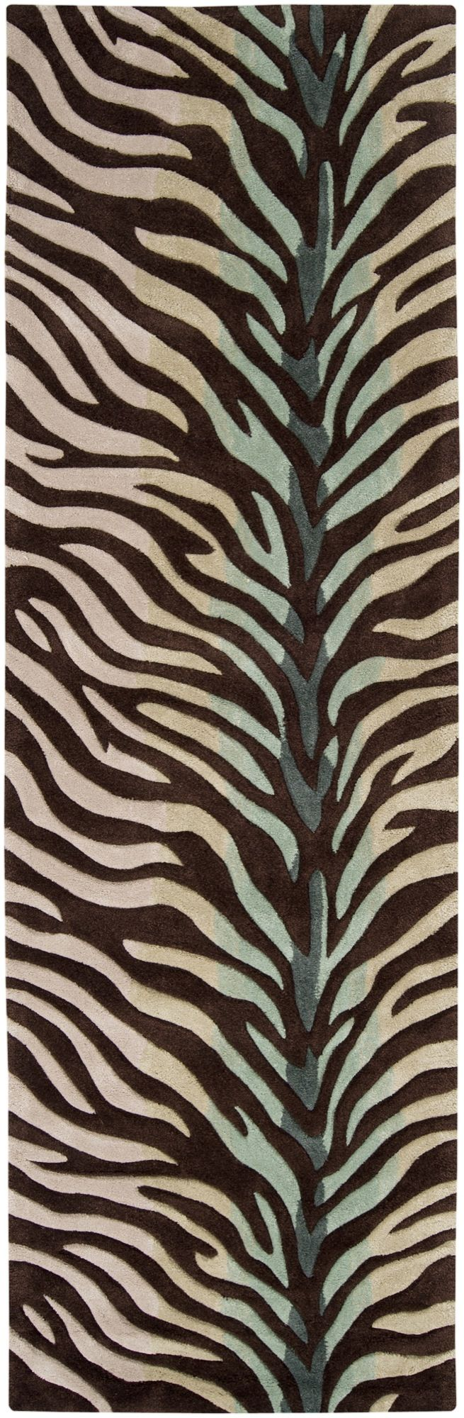 surya cosmopolitan animal inspirations area rug collection