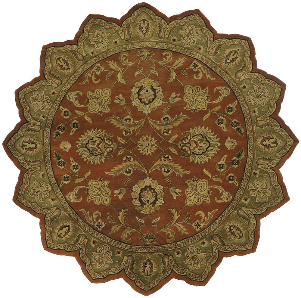 Rugpal Caster Traditional Area Rug Collection Rugpal Com