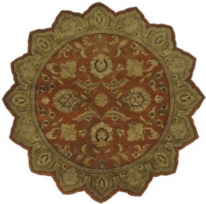 PlushMarket Traditional Osluasling Area Rug Collection