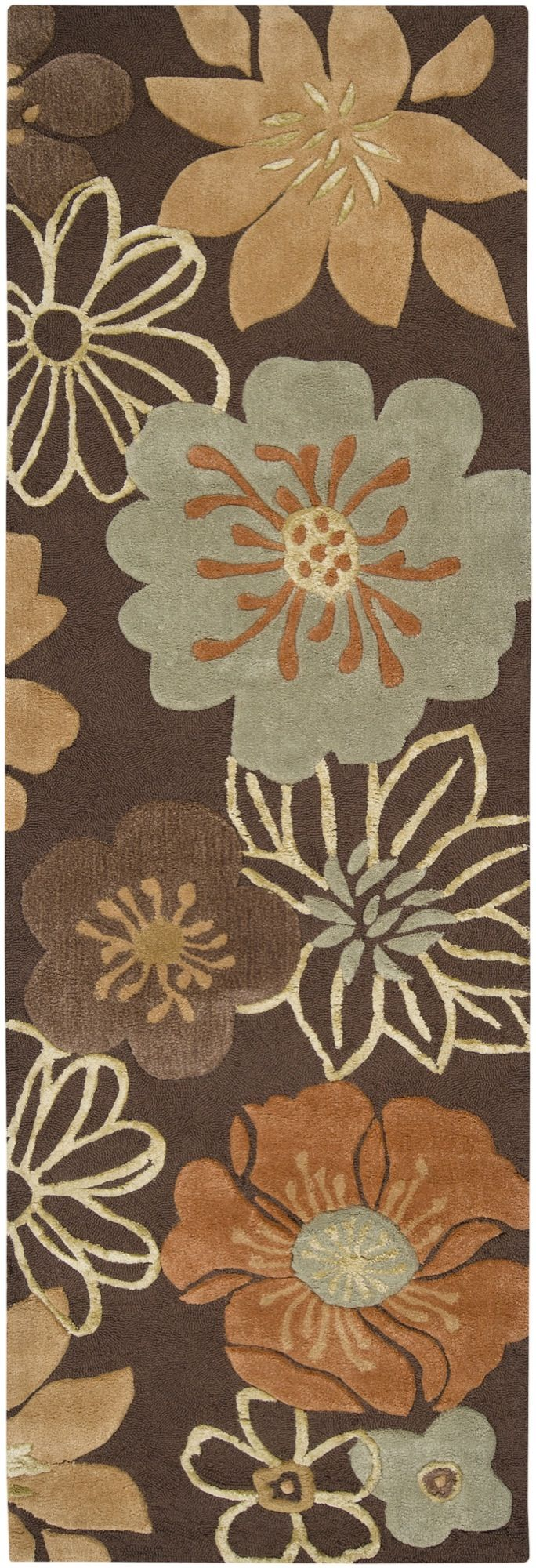 surya cosmo ultra country & floral area rug collection