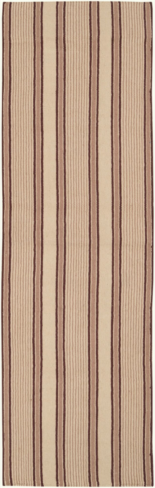 surya farmhouse stripes solid/striped area rug collection