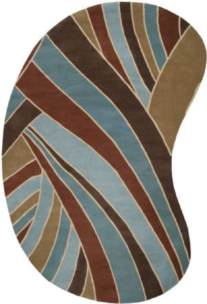 PlushMarket Contemporary Armskirk Area Rug Collection