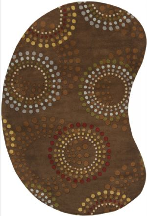 PlushMarket Contemporary Hull  Area Rug Collection
