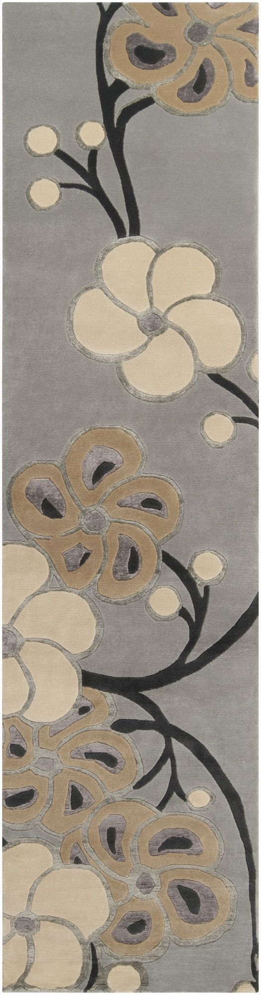 surya heritage contemporary area rug collection