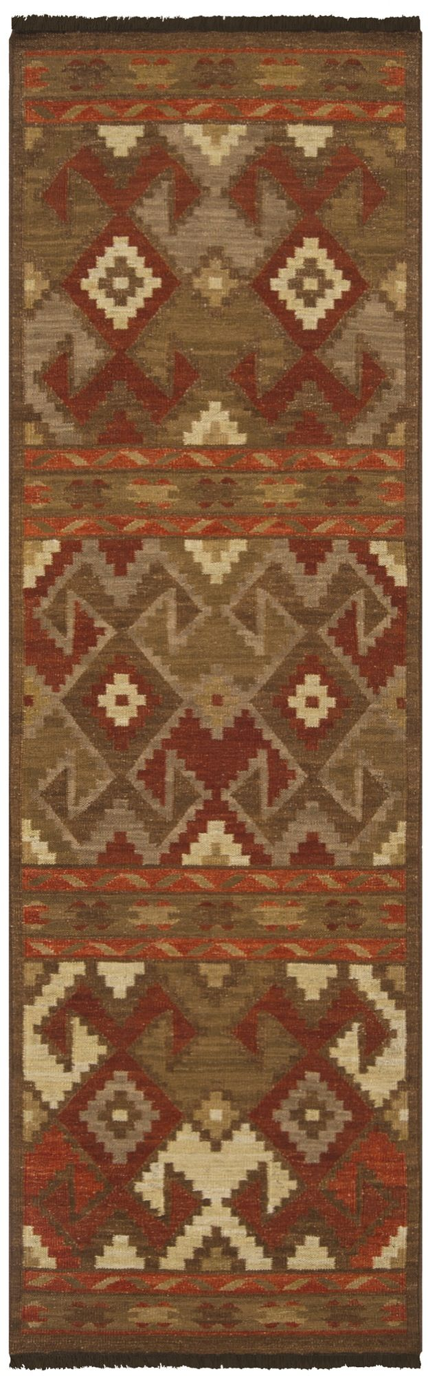 surya jewel tone ii southwestern/lodge area rug collection
