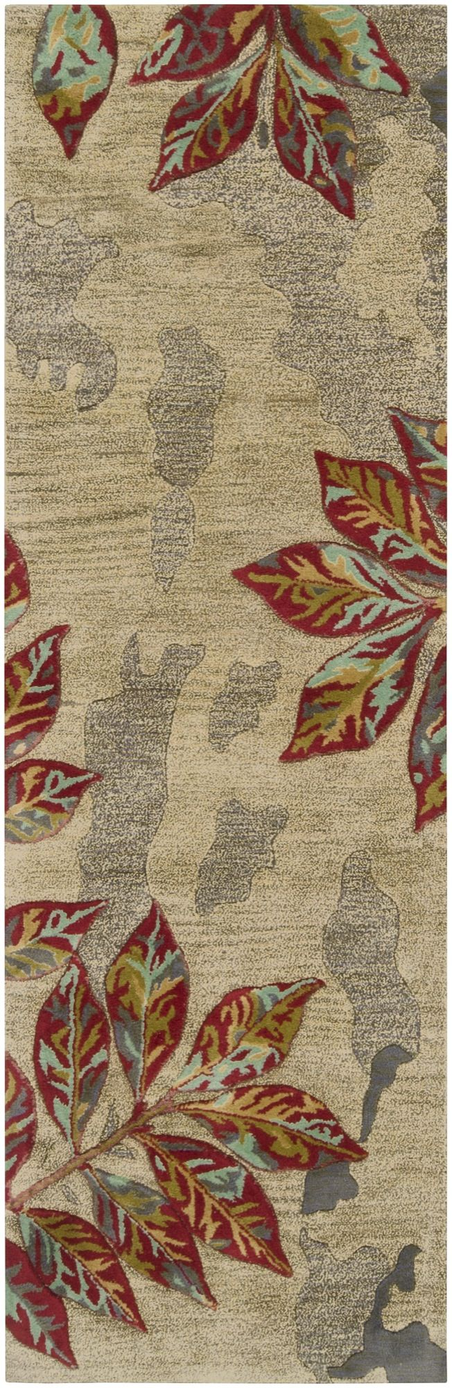surya natura transitional area rug collection
