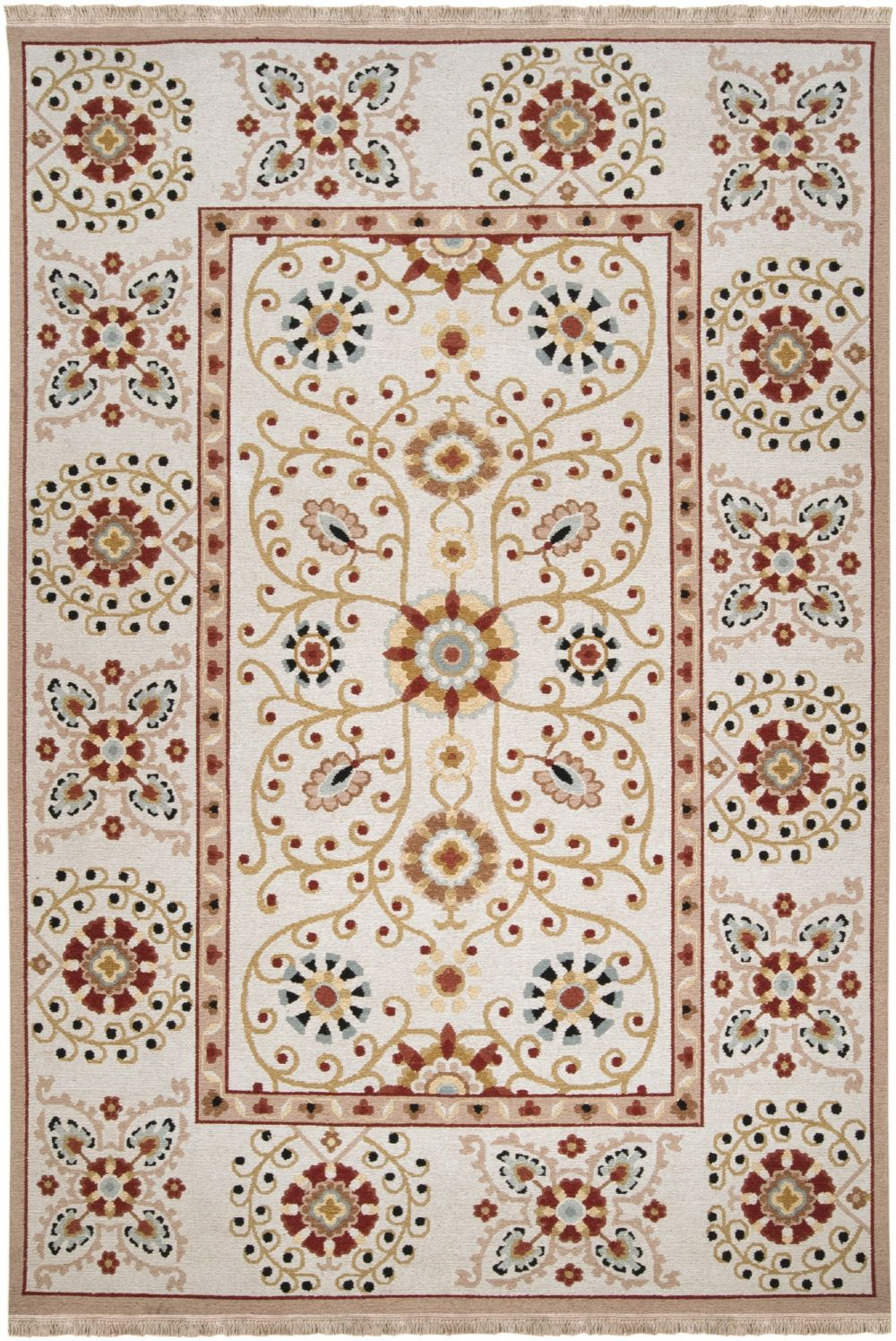 surya sonoma transitional area rug collection