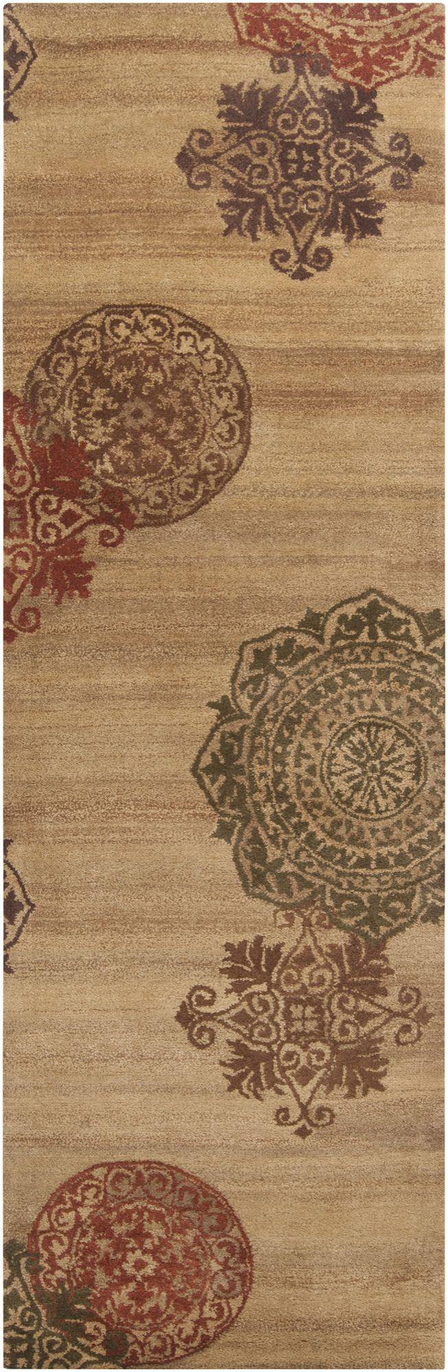surya surroundings transitional area rug collection