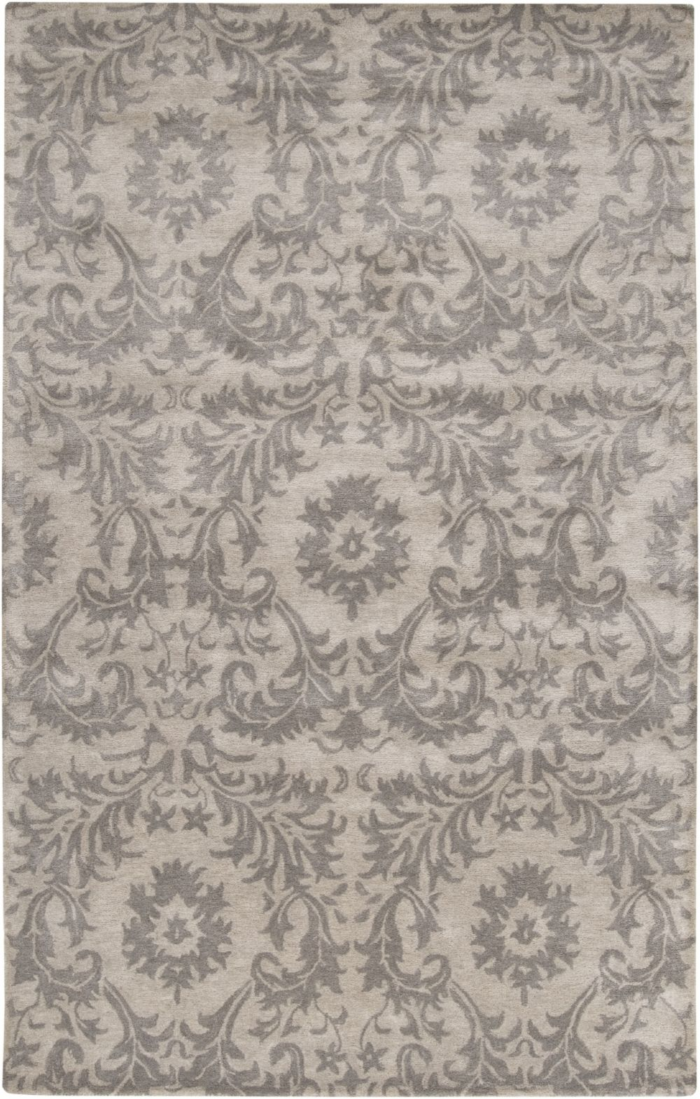 surya vintage transitional area rug collection