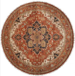 FaveDecor European Iziakcaster Area Rug Collection