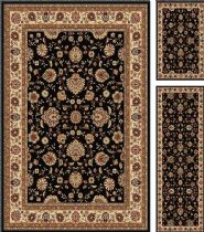 Tayse Traditional Elegance - Set of 3-5X7 - 1.8X5 - 1.8X2.8 Area Rug Collection