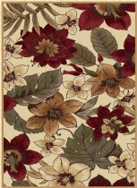 Tayse Transitional Impressions Area Rug Collection