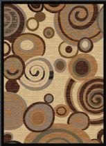 Tayse Contemporary Festival Area Rug Collection