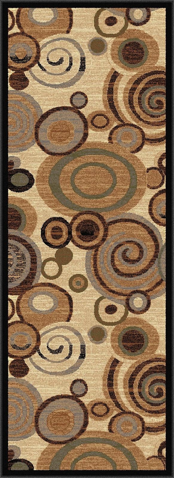tayse festival contemporary area rug collection