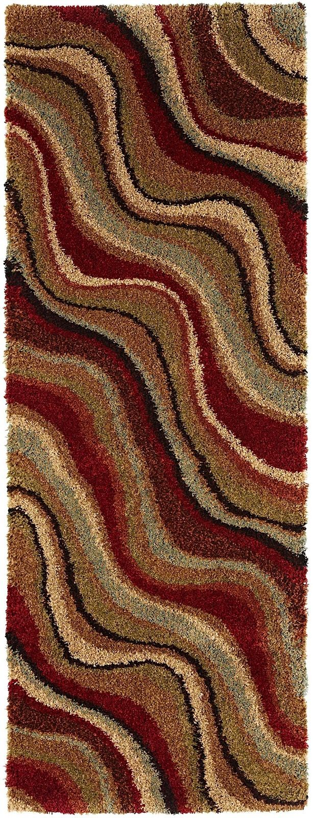tayse fashion shag shag area rug collection
