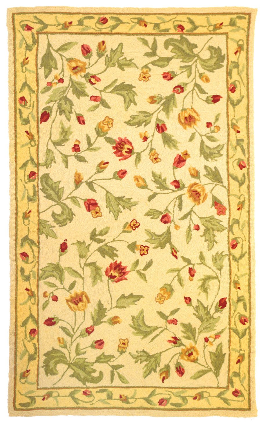 homefires delicate blossoms contemporary area rug collection