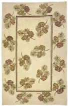 Homefires Contemporary Birch And Pine Area Rug Collection