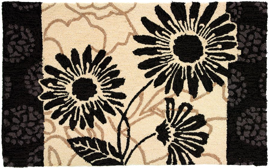 homefires influence contemporary area rug collection