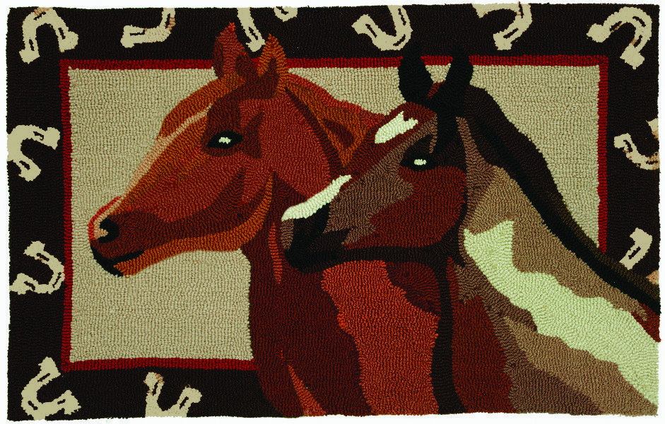 homefires stable mates contemporary area rug collection