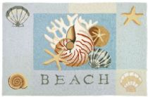 Homefires Contemporary Key West Nautilus Area Rug Collection