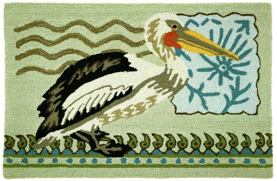 homefires pelican contemporary area rug collection