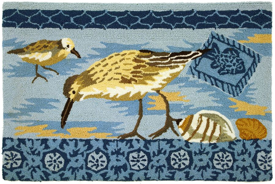 homefires sandpipers contemporary area rug collection