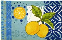 Homefires Contemporary Lemons Area Rug Collection