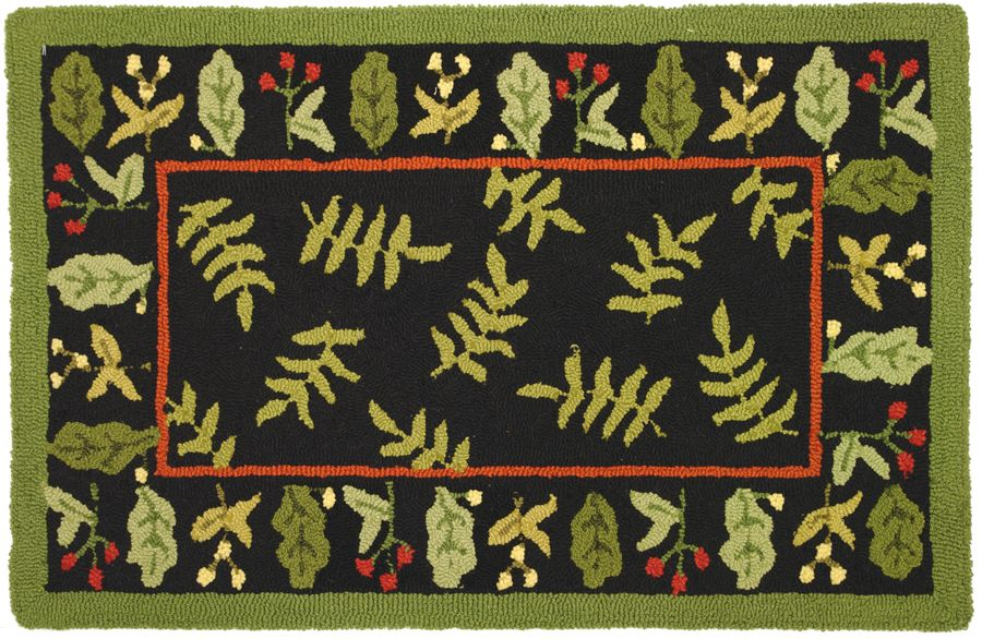 homefires wild woods contemporary area rug collection