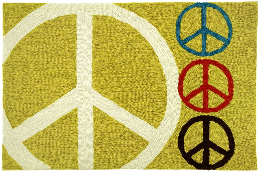 homefires symbols of peace contemporary area rug collection