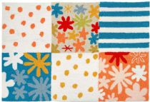 Homefires Contemporary Summer Vacation Area Rug Collection