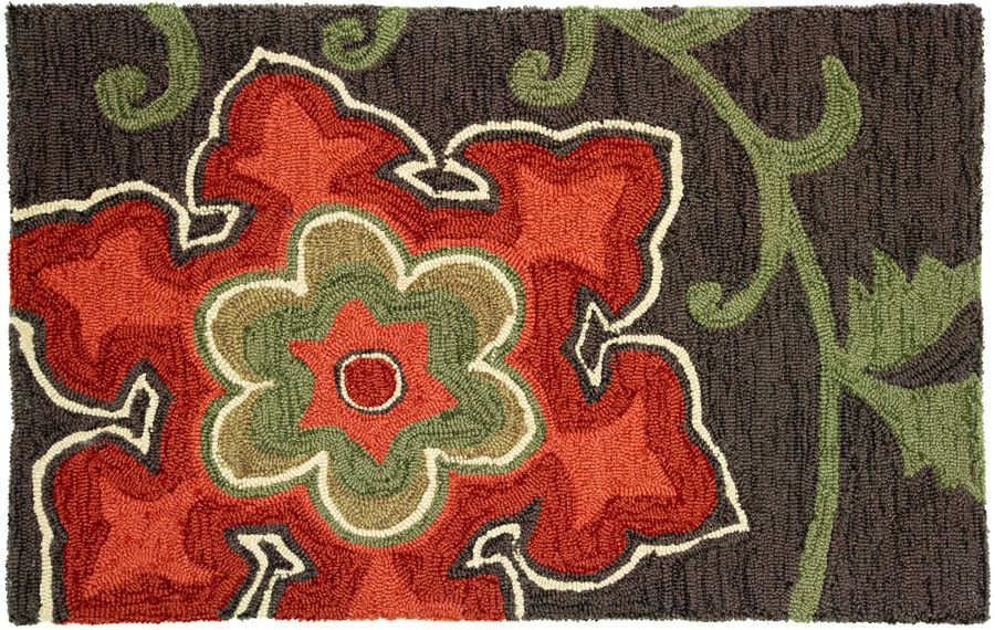 homefires bali contemporary area rug collection